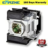 ET-LAA110 Lamp Original Bulb With Housing Projector Replacement Lamp For Panasonic PT-AH100 Panasonic PT-LZ370E Panasonic PT-AR100 Panasonic PT-AR100U Panasonic PT-AH1000E by Emazne