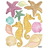 Sea Shells Wall Stickers