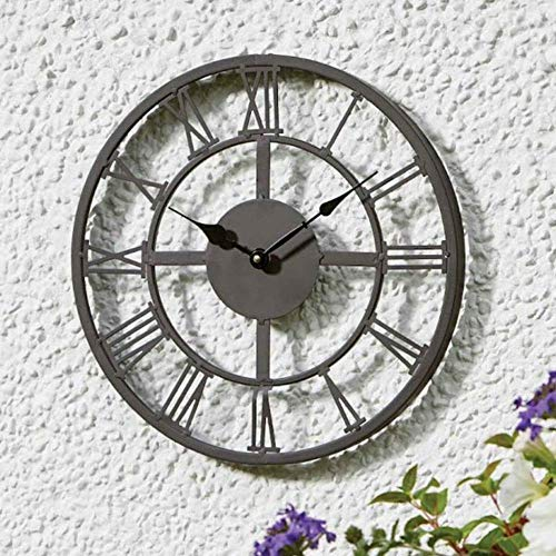 Smart Garden Arundel Indoor Outdoor Garden Wall Clock 14