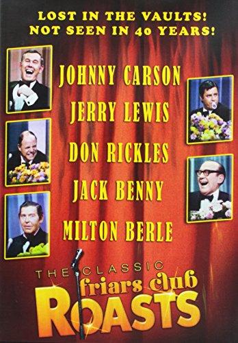friars club roast dvd - 1
