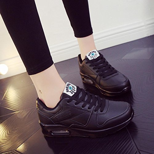 Donna Outdoor Sneakers Con Alta Zeppa homebaby Scarpe Sportive Eleganti wYZqxdY6