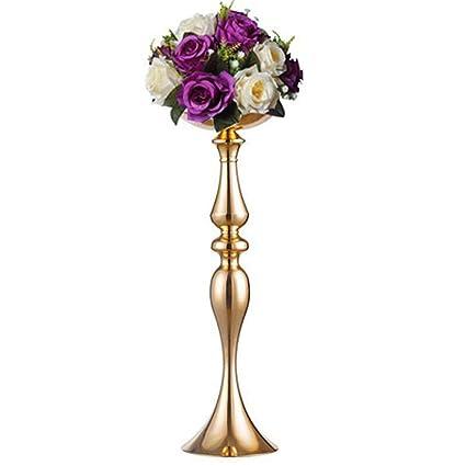 Stupendous Sfeexun 1 Pcs Elegant Tall Mermaid Wedding Flower Column Display Metal Standing Flower Arrangement Pedestals As Road Lead Flower Stand For Wedding Interior Design Ideas Tzicisoteloinfo