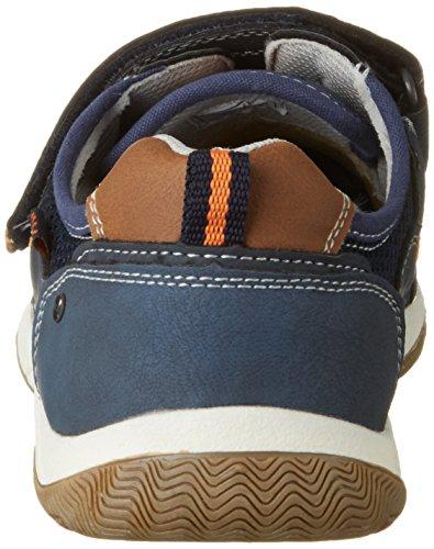 BM Footwear 2717205, Zapatillas Para Hombre Azul (Navy)