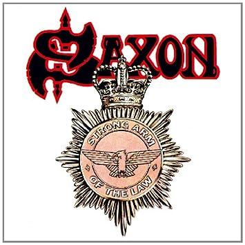 """Résultat de recherche d'images pour """"Saxon - Strong Arm Of The Law"""""""
