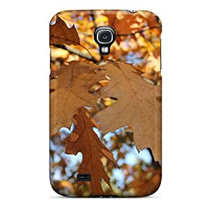 Hot Tpye Autumn Case Cover For Galaxy S4