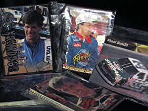 Nascar 100 Trading Card Lot [Misc.]