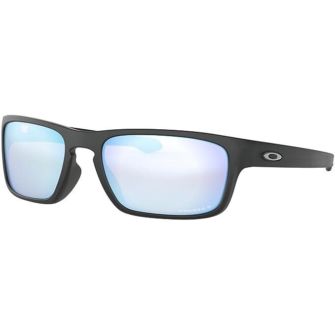 Oakley 0OO9408 Gafas de sol, Matte Black, 55 para Hombre ...