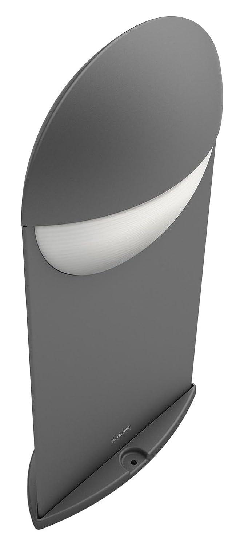Philips myGarden LED Sockelleuchte Capricorn Aluminium 6 W Grau 164578716