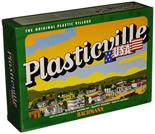House Plasticville Usa Building - 1