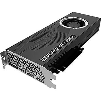 PNY VCGGTX1080T11PB-CG - Tarjeta gráfica (GeForce GTX 1080 ...