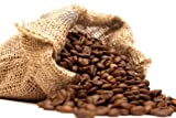Jamaica Blue Mountain Coffee , Certified 100% Pure, Roasted Beans in a 1lb Sac