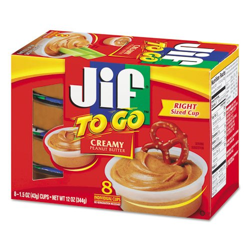 Smucker's Jif To Go