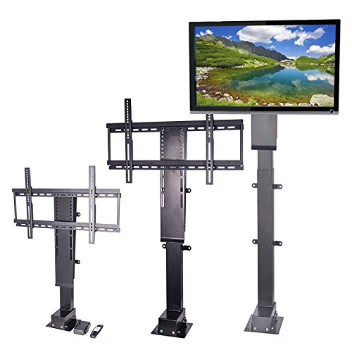 product reviews buy happybuy pro swivel motorized tv lift 32 70 tv lift mechanism 1000mm. Black Bedroom Furniture Sets. Home Design Ideas