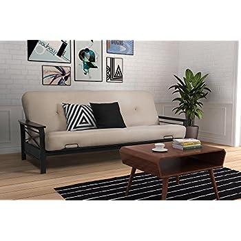 Amazon Com World Of Futons Bi Fold Futon Sofa Bed Frame