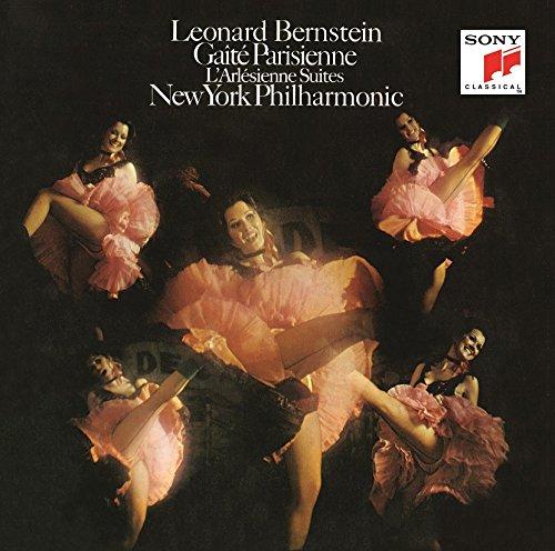CD : OFFENBACH / BERNSTEIN, LEONARD - Offenbach: Gaite Parisienne & Biet (Limited Edition, Japan - Import)
