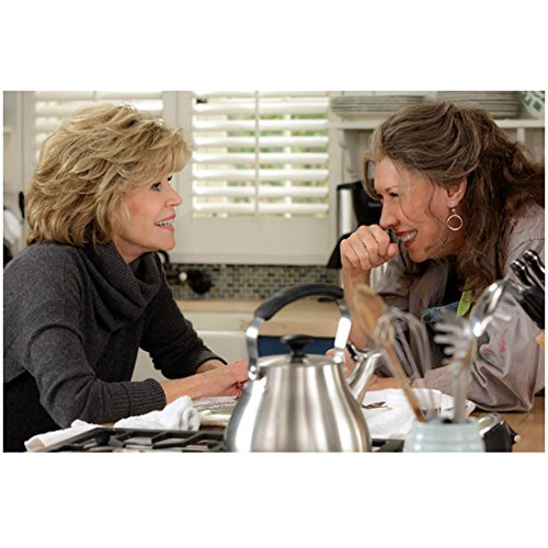 grace-and-frankie-jane-fonda-and-lily-tomlin-sharing-a-laugh-8-x-10-inch-photo