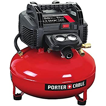The best pancake air compressor on the market.