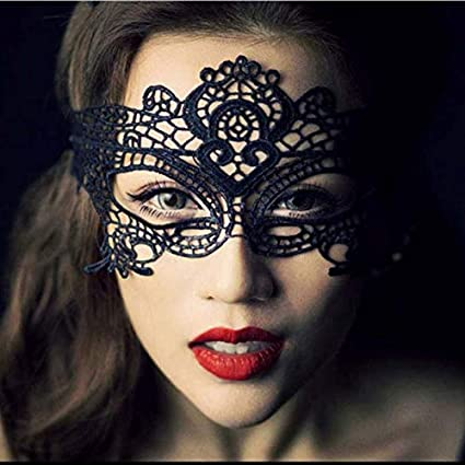 Ocean Star Team Sexy Lace Masquerade Mask Halloween Exquisite Masks Girl Party
