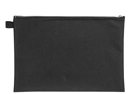 Veloflex 2724000 Bank und Transporttasche, DIN A4, schwarz