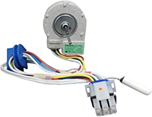 Edgewater Parts WR60X10074 Evaporator Fan Motor With sensor Compatible With GE Refrigerator