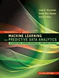 Fundamentals of Machine Learning for Predictive