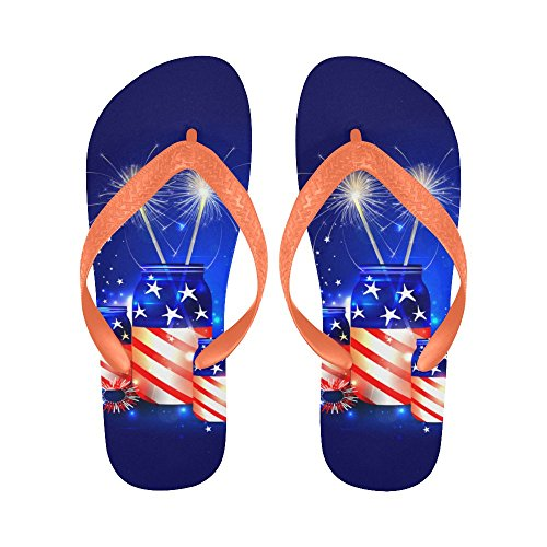 Interestprint Antislip Flip-flop Slippers, Etnische Indische Olifant Zomer Strand Slanke String Sandaal Outdoor Casual Schoenen Multi 4