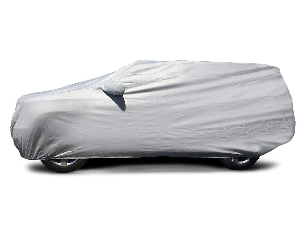 CarsCover Custom Fit 2007-2018 Lincoln MKX SUV Car Cover All Weatherproof Ultrashield Covers