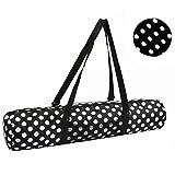Cideros Adjustable Yoga Mat Bag Waterproof Durable Washable Carrying Case Backpack Pouch Easy To Open Shoulder Kit Strap Bag