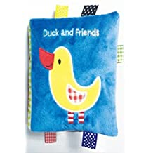 Duck and Friends: A Soft and Fuzzy Book Just for Baby!