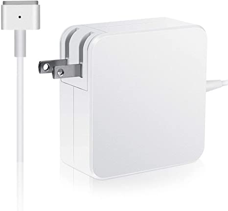 MacBook Air Charger, 45w T-Type Magsafe2 Replacement Power Adapter for Mac Book Air 11-inch & 13 inch (After Mid 2012) …