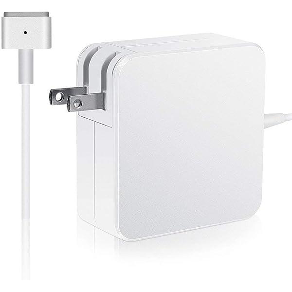 Amazon.com: Mac Book pro Charger,AC 85w Magsafe 2 Power ...