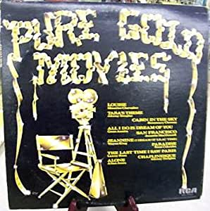 Pure Gold: Movies [Vinyl LP] [Enhanced For Stereo]