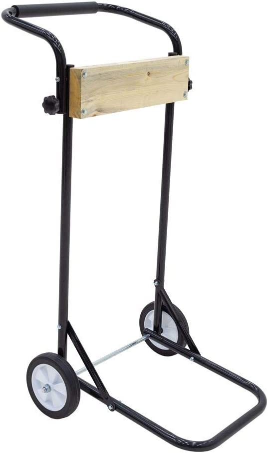 15 HP Outboard Motor Cart Engine Stand with Folding Handle