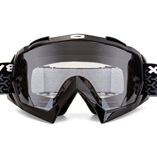 BATFOX Motorcycle Goggles Dirt Bike ATV Motocross Safety ATV Tactical