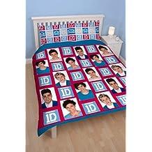 One Direction Craze Double Rotary Duvet Set