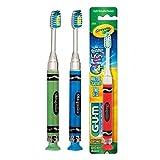 GUM Crayola Timer Light Child Toothbrush Soft         6+ yrs