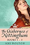 The Gisbornes of Nottingham trilogy: Books 1 - 3