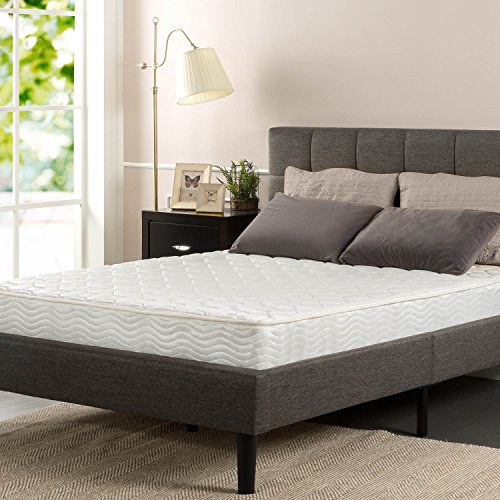 Zinus Pocketed Spring 8 Inch Classic Mattress, Queen