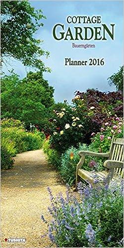 Cottage Garden Planner 9783955709310 Amazon Com Books