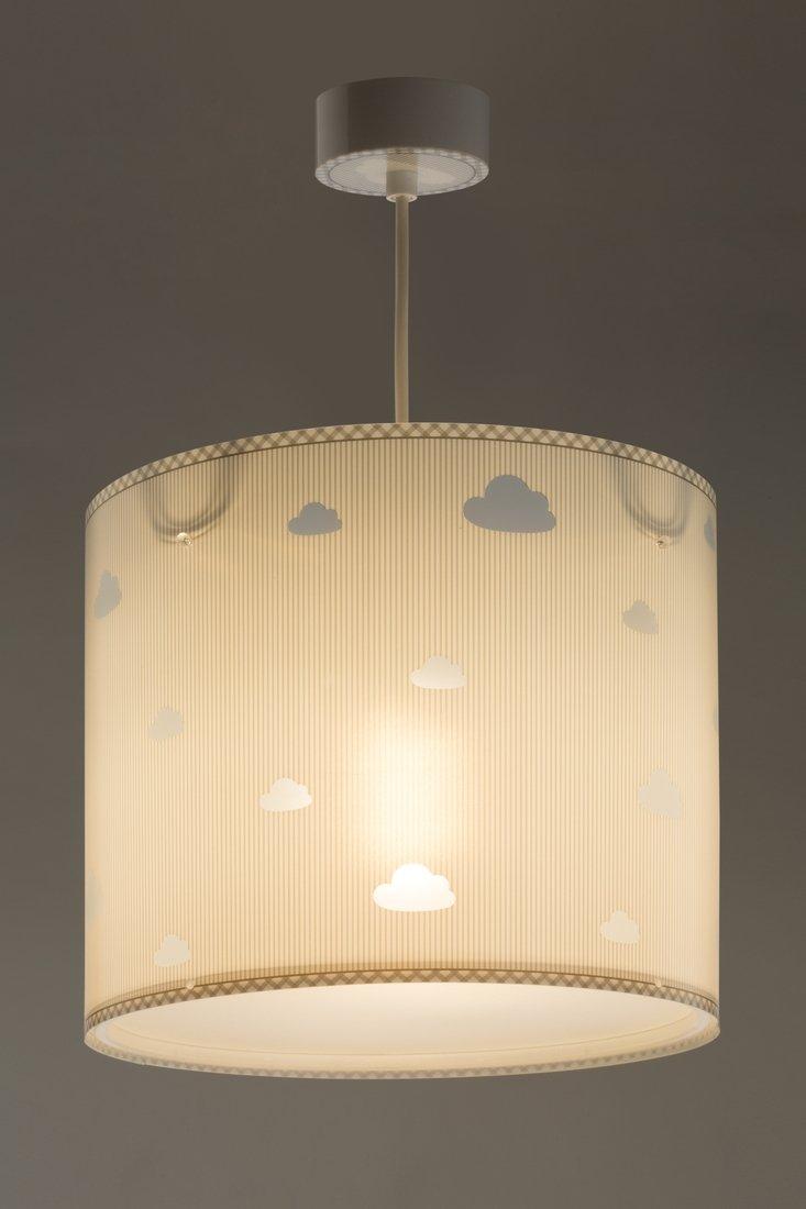 LED Kinderlampe Raumschiffe /& Weltraum Wolken Wolke Himmel Sweet dreams 62012E 3 Stufen Dimmbar 806 Lumen Jungen /& M/ädchen Kinderzimmerlampe Deckenlampe