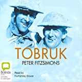 Tobruk by Peter FitzSimons front cover