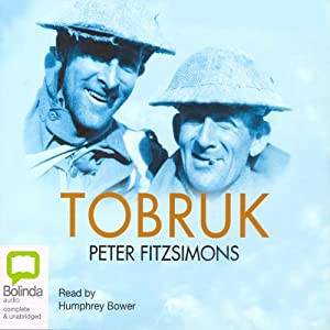 Tobruk Audiobook
