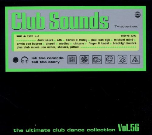 Various Artists-Club Sounds Vol. 56