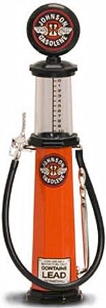 Quaker State Gas Pump Zapfsäule YATMING 1:18 Square