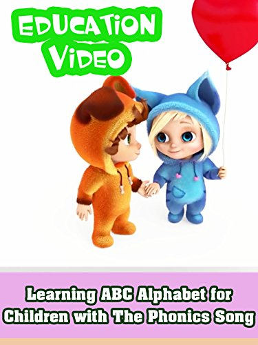Learning ABC Alphabet for Children with The Phonics Song - Education - Alphabet Umbrella