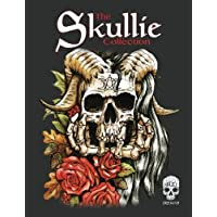 Skullie Collection: A Creeptastic Colouring Book with Skulls!