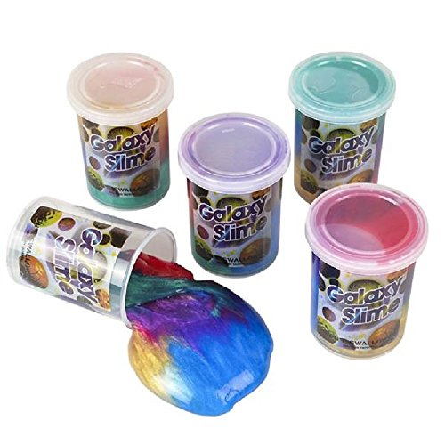 marbled-slime-silly-putty-cups-galaxy-slim-6-pack-colorful-sludge-great-toy-for-any-child-favor-gift