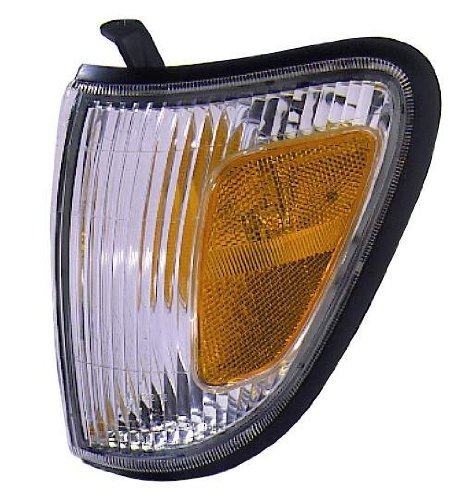 Side Marker Light Assembly Lamp (Depo 312-1534L-AS Toyota Tacoma Driver Side Replacement Parking/Side Marker Lamp Assembly)