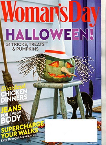 Woman's Day Magazine October 2017   -