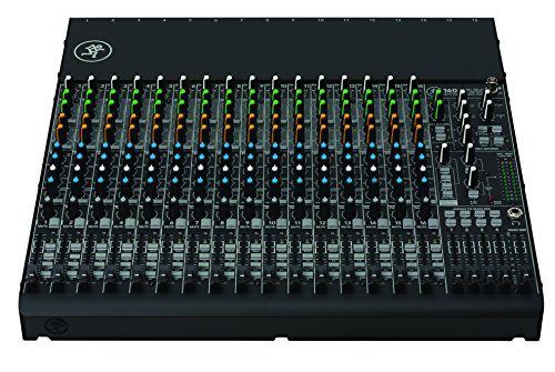 Mackie 1604VLZ4 16-Channel Compact 4-Bus Mixer by Mackie